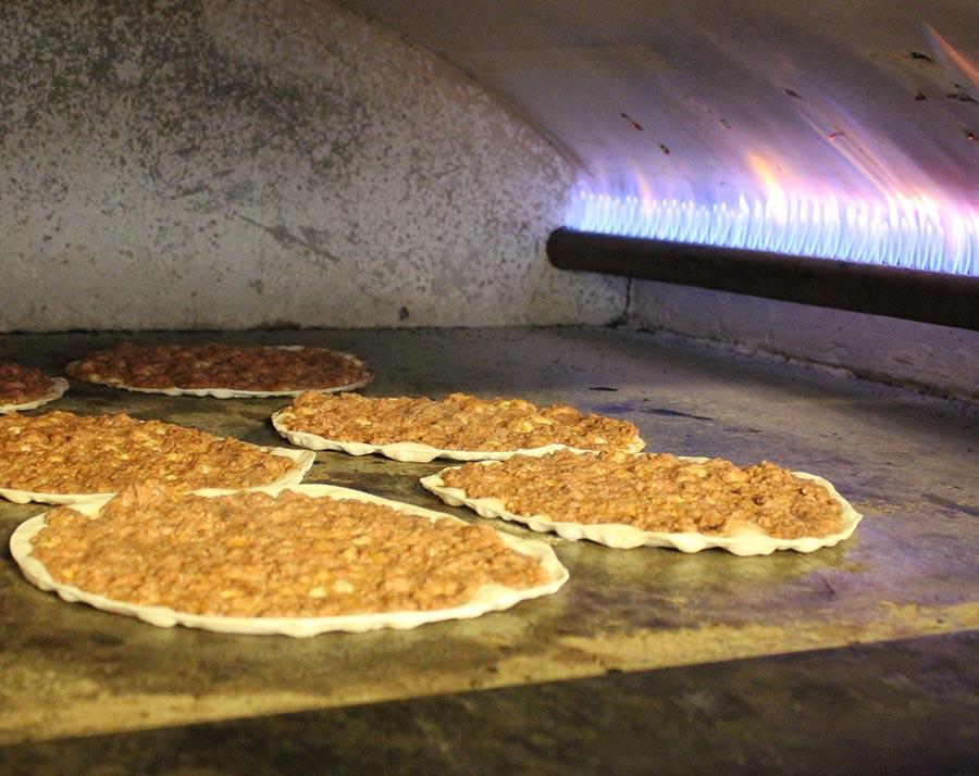 Brick Oven Breads